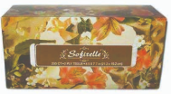 Illustration of Sofitell facial tissue 200ct.