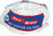 Illustration of 100ct Coffee filter