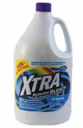 Product Illustration of Xtra Bleach 84oz. Original