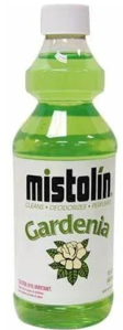 Illustration of Mistolin All Purpose Cleaner 15oz Gardenia