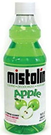 Illustration of Mistolin All Purpsoe Cleaner 15oz Apple