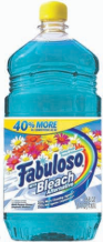 Illustration of  Fabuloso All Purpose Cleaner 56oz Spring Fresh