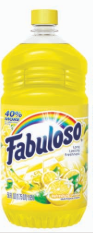Illustration of Fabuloso All Purpose Cleaner 56oz  Lemon