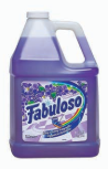 Illustration of Fabuloso All Purpose Cleaner 128oz Lavender