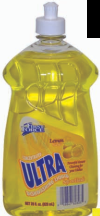 Illustration of First Force Ultra Dish Liquid Lemon 28oz