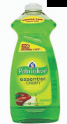 Illustration of Palmolive Dish Liquid 14 oz. Apple Pear
