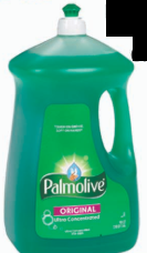 Illustration of  Palmolive Dish Liquid 90 oz. Original