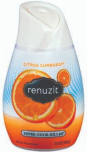 Illustration of Renuzit Citrus Sunburst