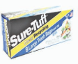 Illustration of Sure Tuff 30 Gallon Clear Trash Bag 8ct.