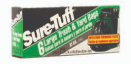 Illustration of Sure Tuff 33 Gallon Garbage Bag 6ct.