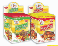 Illustration of Home Select Oven Bags 2 Pack