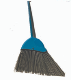 Illustration of Jumbo angle broom with stick