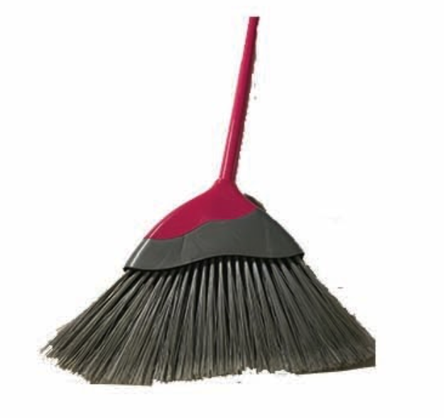 Illustration of Two Tone angle broom