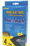 Illustration of Blue Touch Glue Trap 4 Pk.