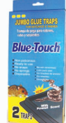 Illustration of Blue Touch Glue Trap Jumbo 2 Pk.