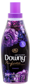 Illustration of Downy Fabric Softner 800 ml. Romance