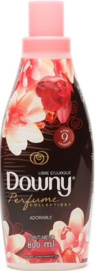 Illustration of Downy Fabric Softner 800 ml. Adorable