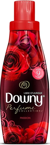 Illustration of Downy Fabric Softner 800 ml. Passion