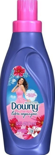 Illustration of Downy Fabric Softner 450ml Regular