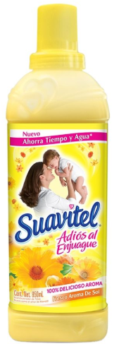 Illustration of Suavitel Fabric Softner 450ml Aroma De Sol