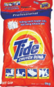 Illustration of Tide Laundry Detergent 9kg