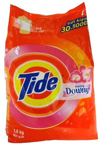 Illustration of Tide Laundry Detergent 3.8kg