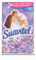 Illustration of Suavitel Fabric Softner Sheets 20ct Lavender