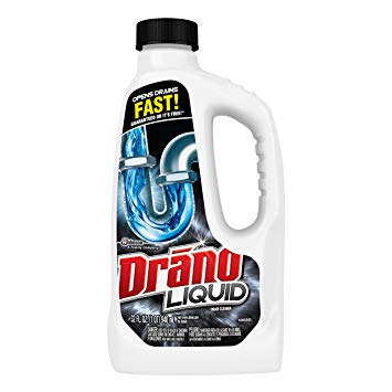 Illustration of Drano Drain Opener 32oz.