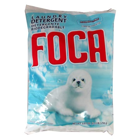Illustration of Foca laungry detergent 250gms