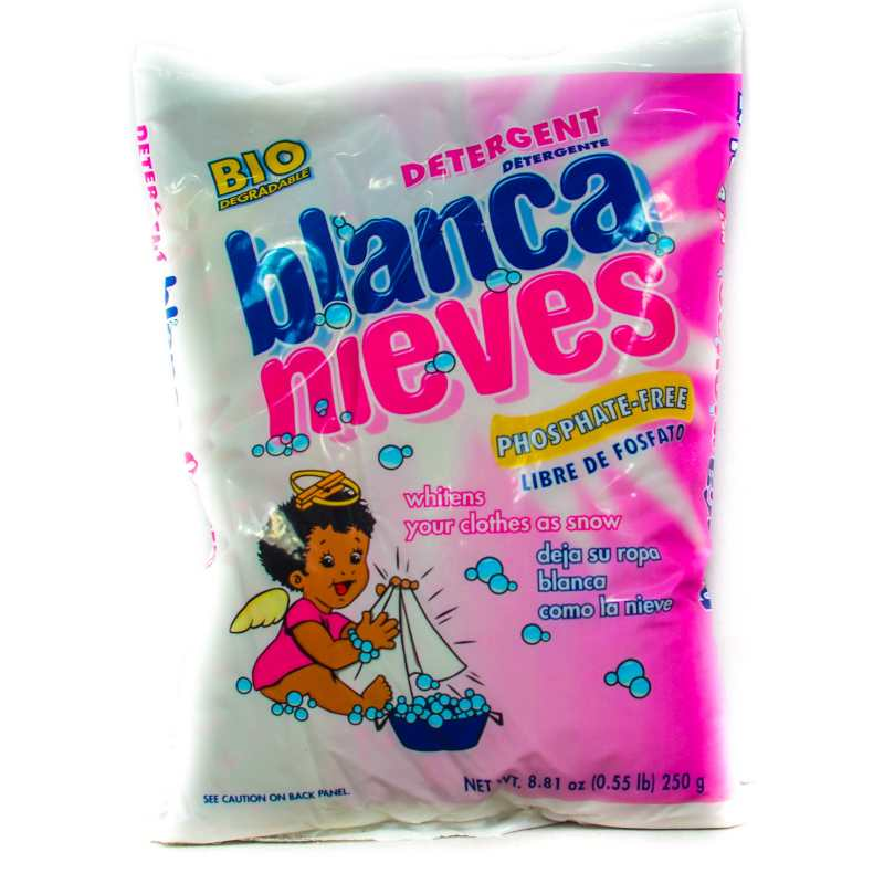 Product Illustration of Blanca laungry detergent 250gms