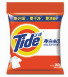 Illustration of Tide Laundry Detergent 260gms