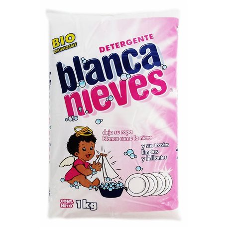 Illustration of Blanca Laundry Detergent 1kg / 2.2lb