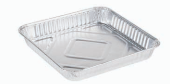 "Illustration of 8"" Square Cake Pan"