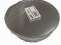 "Product Illustration of 7"" round with board lid 4 pk"