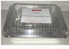 Illustration of 2 1/4 Oblong Pan w/ Board Lid 14pk