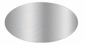 "Illustration of 7"" round cardboard lid"