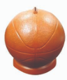 Product Illustration of Basketball Bank