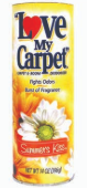 Illustration of Love my carpet powder 14oz  - summers kiss