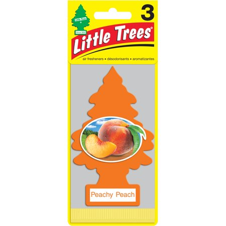 Illustration of Little Trees Peach