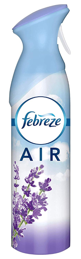 Illustration of Fabreeze Lavender Air Freshner