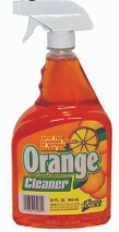 Illustration of First Force Orange Multi-Purpose Cleaner 32oz