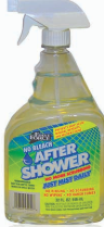 Illustration of First Force After Shower Cleaner 32oz