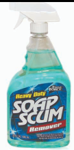 Illustration of First Force Bathroom Soap Scum Cleaner 32oz