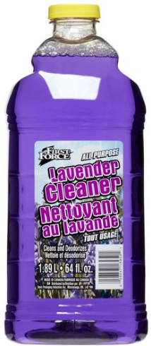 Product Illustration of Lavender All Purpose Refill 64oz