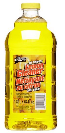 Illustration of Lemon All Purpose Refill 64oz
