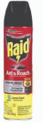 Illustration of Raid Ant & Roach Speay 17.5oz. Lemon