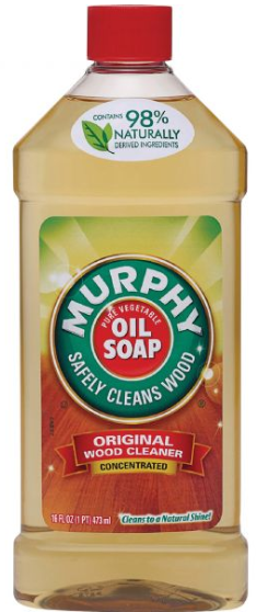 Illustration of Murphy's Oil Soap 32oz