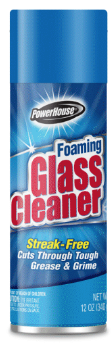 Product Illustration of Powerhouse Glass Cleaner