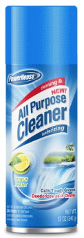 Illustration of Powerhouse All Purpose Cleaner