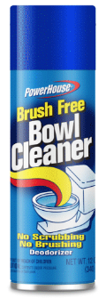 Illustration of Powerhouse Daily Bowl Cleaner